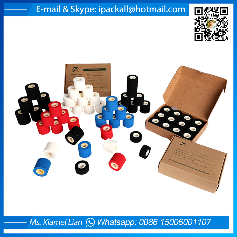 Hot Solid Ink Roller For Batch Coding Machine