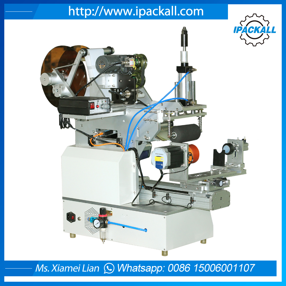 NY-825 Manual Multi-function Flat-Round Surface Label Applicator